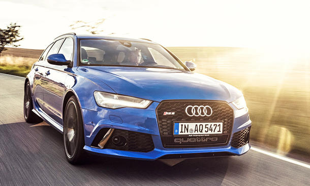 Audi RS 6 Avant performance Nogaro Edition (2018)