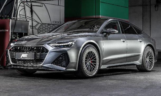 Audi RS 7 Sportback: Tuning von Abt
