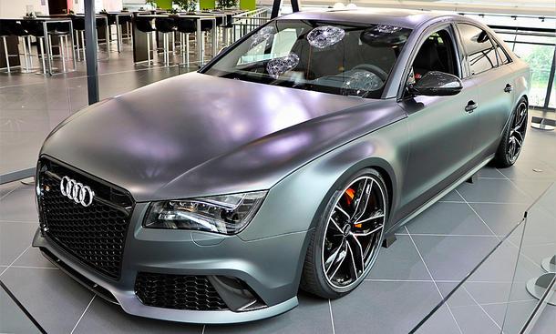 Audi RS 8 (Prototyp)