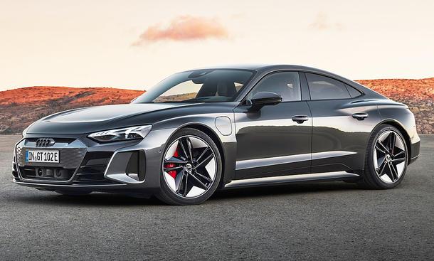 Audi RS e-tron GT (2021)