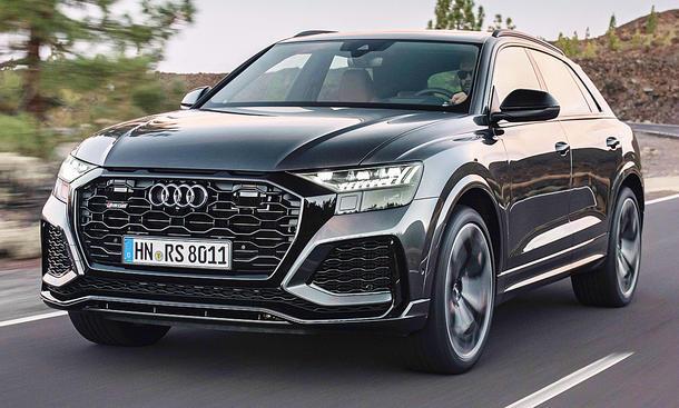 Audi RS Q8 (2019)