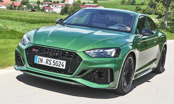 Audi RS 5 Coupé TFSI quattro