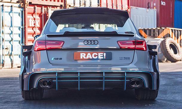 Audi RS 6 Avant DarwinPro von Race! South Africa