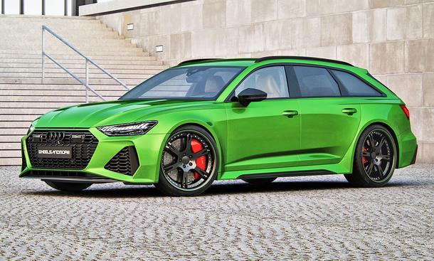 Audi RS 6 von Wheelsandmore