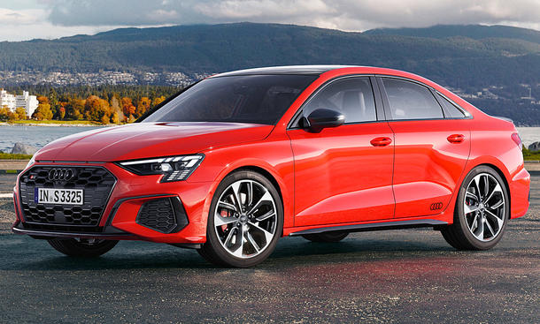 Audi S3 Limousine (2020)