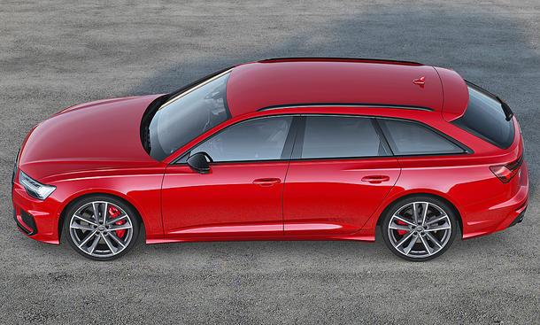 Audi S6 Avant (2019)