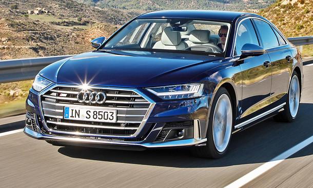Audi S8 TFSI