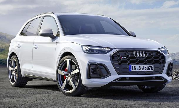 Audi SQ5 TDI Facelift (2020)