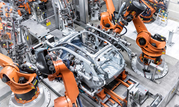 Audi-Fahrgestellnummer