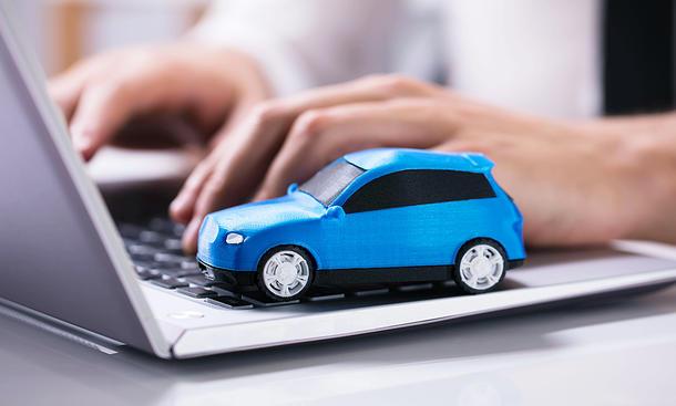Auto online kaufen: So funktioniert's!