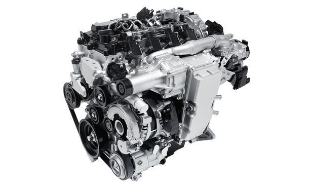 Mazda SKYACTIV-X-Motor