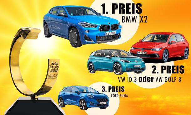 Auto Trophy 2019: Leserwahl