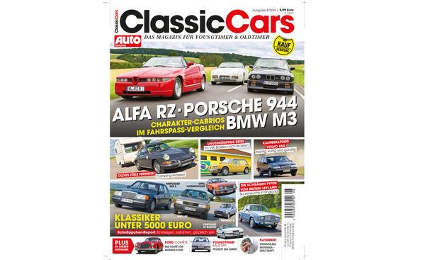 Classic Cars: Leserbefragung