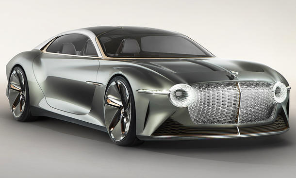 Bentley EXP 100GT