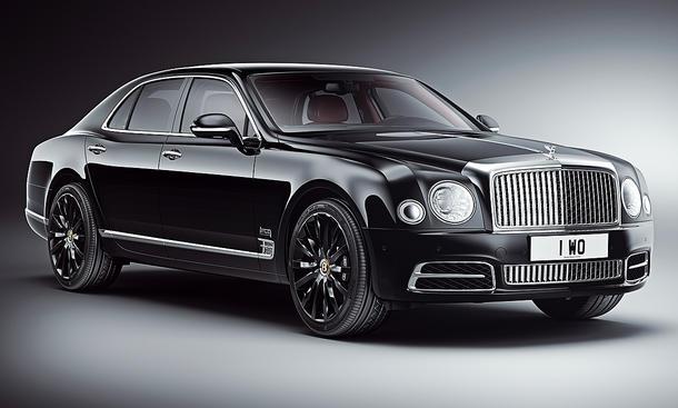 Bentley Mulsanne W.O. Edition (2018)