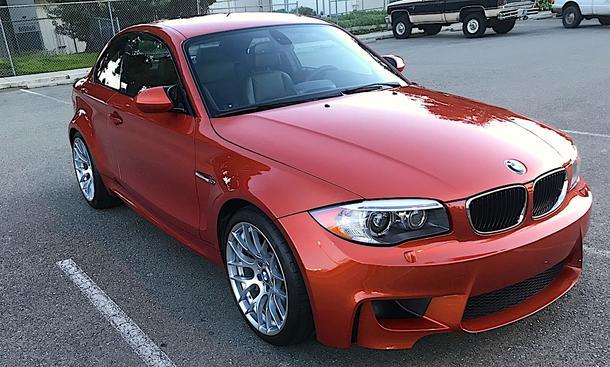 BMW 1er M Coupé: Auktion