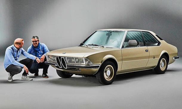BMW 2002 Garmisch Bertone Prototyp: Classic Cars