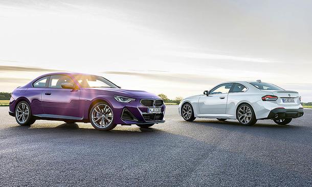 BMW 2er Coupé (2021)