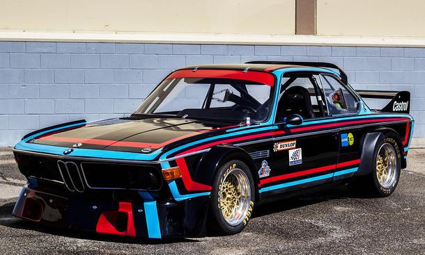 BMW 3.0 CSL (1972)