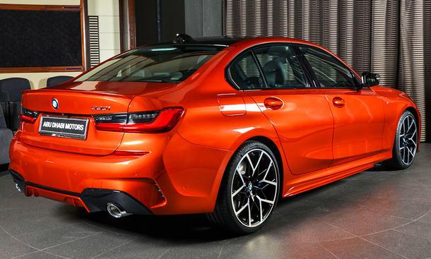 BMW 330i (G20) von Abu Dhabi Motors