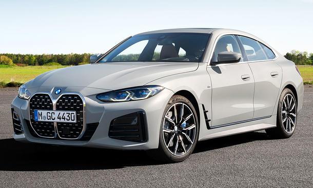 BMW 4er Gran Coupé (2021)