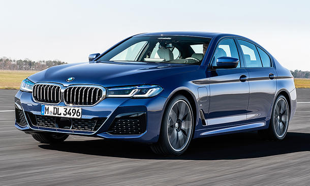 BMW 5er Facelift (2020)