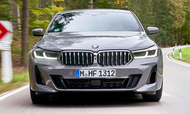 BMW 6er GT Facelift (2020)