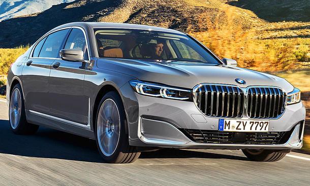 BMW 7er Facelift (2019): Motor & Ausstattung