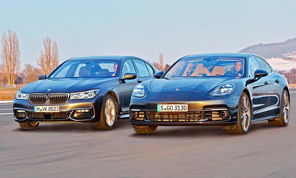 BMW 7er/Porsche Panamera: Gebrauchtwagen kaufen