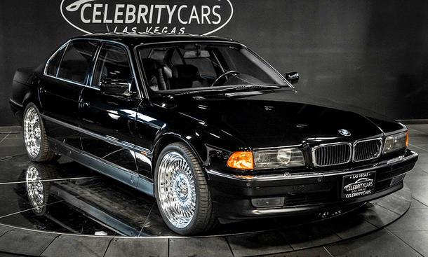 Bmw 750 Li Von Tupac Verkauf Autozeitungde