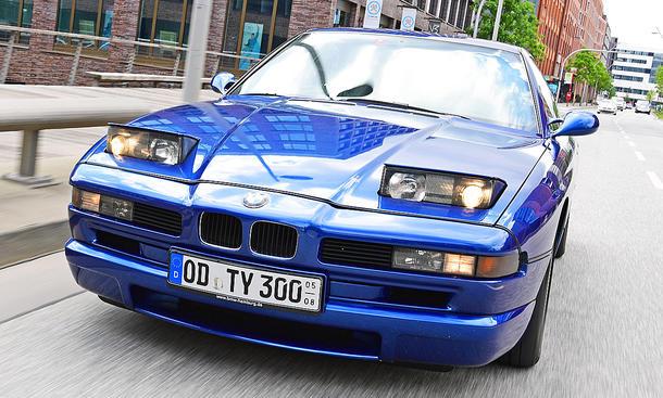 BMW 850 CSi (E31): Youngtimer kaufen