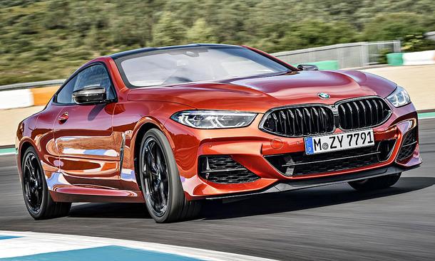 BMW M850i xDrive (2018)