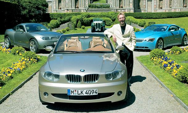 Werke von BMW-Designer Chris Bangle