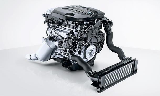 Diesel-Abgasreinigung bei BMW