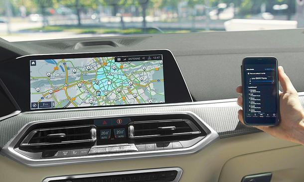 BMW eDrive Zone (2020)
