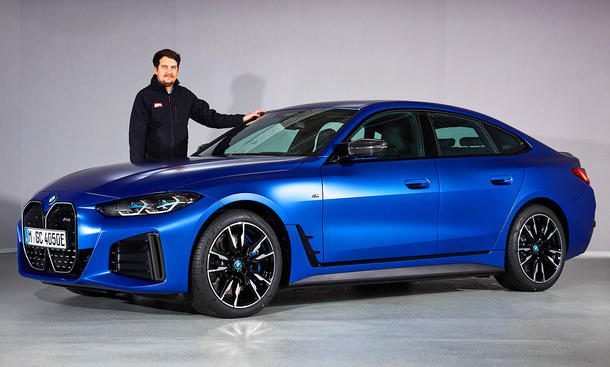 BMW i4 M50 (2021)