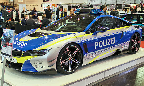 AC Schnitzer BMW i8 (tune it safe)