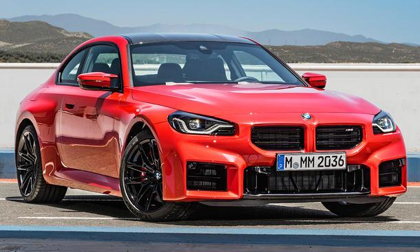 BMW M2 (2022)