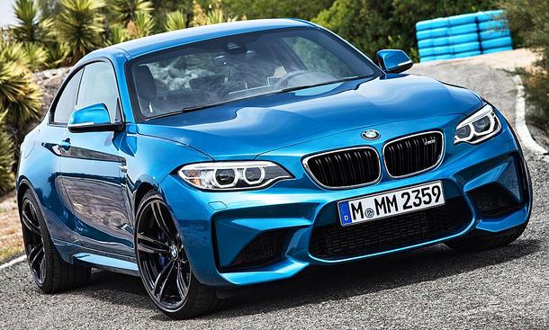 BMW M2 Coupé (2015)
