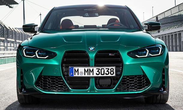 BMW M3 Competition Limousine (2021)
