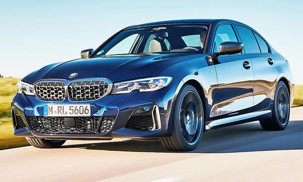 BMW M340d xDrive (2020)
