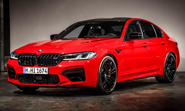 BMW M5 Facelift (2020)
