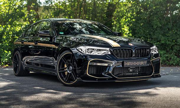 BMW M5 (F90) von Manhart