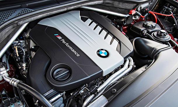 BMW M50d