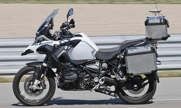 BMW R 1200 Autonom