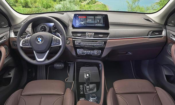BMW X1 Facelift (2019)