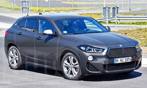 BMW X2 Facelift (2021)