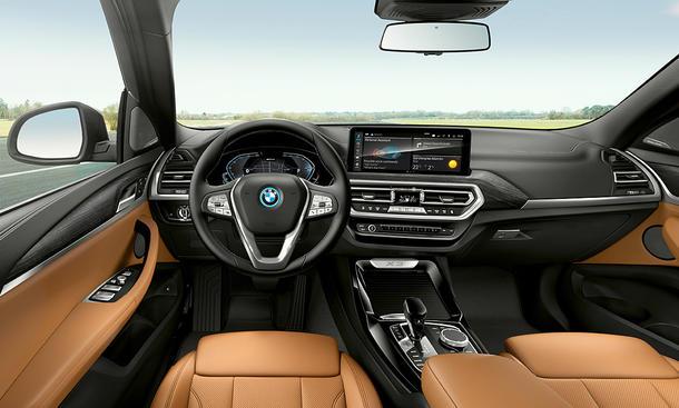BMW X3 Facelift (2021)