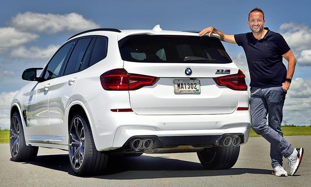 Bmw X3 M Sport >> Neuer BMW X3 M (2019): Erste Testfahrt | autozeitung.de