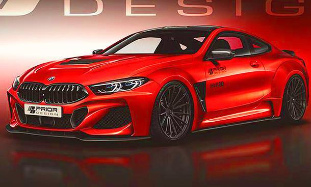 BMW 8er (M850i) von Prior-Design